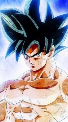 Goku Images Wallpaper Android High Resolution 1080X1920