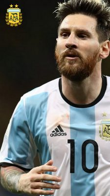 Android Wallpaper Messi Argentina with resolution 1080X1920 pixel. You can make this wallpaper for your Android backgrounds, Tablet, Smartphones Screensavers and Mobile Phone Lock Screen