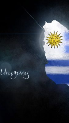 Uruguay National Team HD Wallpapers For Android with resolution 1080X1920 pixel. You can make this wallpaper for your Android backgrounds, Tablet, Smartphones Screensavers and Mobile Phone Lock Screen