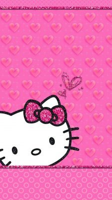 Hello Kitty Images Wallpaper For Android with resolution 1080X1920 pixel. You can make this wallpaper for your Android backgrounds, Tablet, Smartphones Screensavers and Mobile Phone Lock Screen