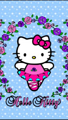 Wallpaper Sanrio Hello Kitty Android with resolution 1080X1920 pixel. You can make this wallpaper for your Android backgrounds, Tablet, Smartphones Screensavers and Mobile Phone Lock Screen