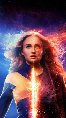 Wallpaper Dark Phoenix 2019 Android With high-resolution 1080X1920 pixel. You can use this wallpaper for your Android backgrounds, Tablet, Samsung Screensavers, Mobile Phone Lock Screen and another Smartphones device