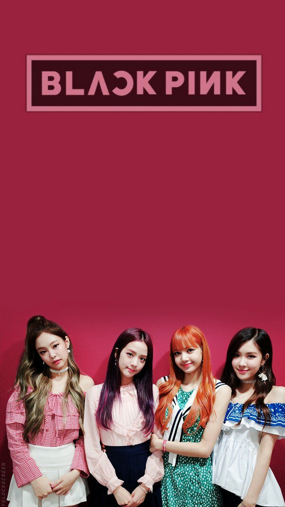 Android Wallpaper Blackpink with high-resolution 1080x1920 pixel. You can use this wallpaper for your Android backgrounds, Tablet, Samsung Screensavers, Mobile Phone Lock Screen and another Smartphones device
